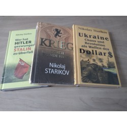 Bücherset von Nikolay Starikov